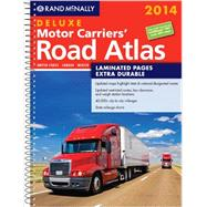 Rand McNally 2014 Motor Carriers' Road Atlas by Rand McNally and Company, 9780528009198