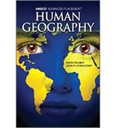 AMSCO Advanced Placement Human Geography by PLC, 9781531129200