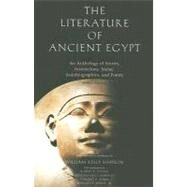 The Literature of Ancient Egypt; An Anthology of Stories, Instructions, Stelae, Autobiographies, and Poetry; Third Edition by Edited and with an introduction by William Kelley Simpson; With translations byRobert K. Ritner, William Kelly Simpson, Vincent A. Tobin, and Edward F. Wente,Jr., 9780300099201