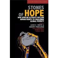 Stones of Hope by White, Lucie, 9780804769204