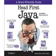 Head First Java by Sierra, Kathy, 9780596009205