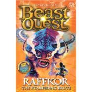 Beast Quest: 79: Raffkor the Stampeding Brute by Blade, Adam; ; ; ;, 9781408329207