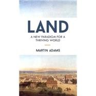 Land by Adams, Martin, 9781583949207