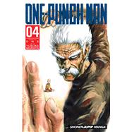 One-Punch Man, Vol. 4 by One; Murata, Yusuke, 9781421569208