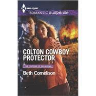 Colton Cowboy Protector by Cornelison, Beth, 9780373279210