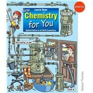 Updated New Chemistry for You by Ryan, Lawrie, 9781408509210