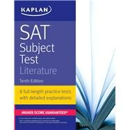 SAT Subject Test: Literature by Unknown, 9781506209210
