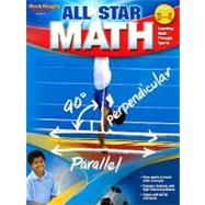 All-Star Math, Grades 3-4 by Steck-Vaughn Company, 9781419099212