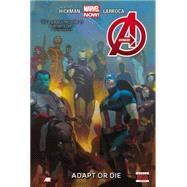 Avengers Volume 5 by Hickman, Jonathan; Ribic, Esad; Larroca, Salvador, 9780785189213