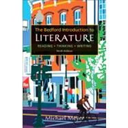 Bedford Introduction to Literature : Reading, Thinking, Writing by Meyer, Michael, 9780312539214