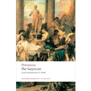 The Satyricon by Petronius; Walsh, P. G., 9780199539215
