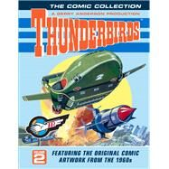 Thunderbirds Comic Collection by Anderson, Gerry, 9781405279215
