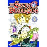 The Seven Deadly Sins 1 by SUZUKI, NAKABA, 9781612629216