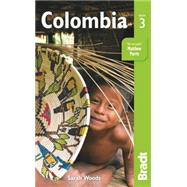 Bradt Colombia by Woods, Sarah; Mccoll, Richard (CON), 9781841629216