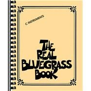 The Real Bluegrass Book by Flinner, Matt (ADP), 9780634049217