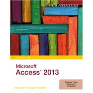 New Perspectives on Microsoft Access 2013, Introductory by Adamski, Joseph J.; Finnegan, Kathy T.; Scollard, Sharon, 9781285099217