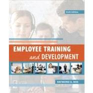 Employee Training & Development by Noe, Raymond, 9780078029219