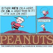 The Complete Peanuts 1959-1960 by Schulz, Charles M.; Goldberg, Whoopi, 9781606999219