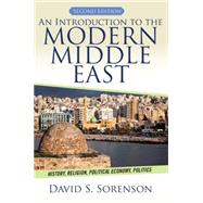 An Introduction to the Modern Middle East by Sorenson, David S., 9780813349220