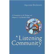A Listening Community by Böckmann, Aquinata; Burkhard, Marianne; Handl, Matilda, 9780814649220