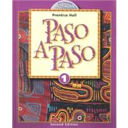 Paso a Paso Level 1 by Met, Myriam; Sayers, Richard S.; Wargin, Carol Eubanks, 9780673589224