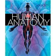 GEN CMB Human Anatomy; Connect+ by Saladin, Kenneth, 9781259659225