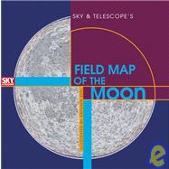Sky & Telescope's Field Map of the Moon by Rükl, Antonín, 9781931559225