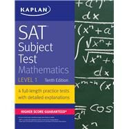 SAT Subject Test by Unknown, 9781506209227