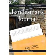 Landesman's Journal by Schain, Richard, 9781557789228
