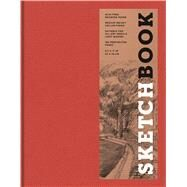 Sketchbook (Basic Large Bound Red) by Unknown, 9781454909231