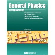 General Physics:  Pearls of Wisdom by Amstutz, David, 9781890369231