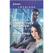 Her Undercover Defender by Webb, Debra; Black, Regan, 9780373749232