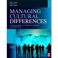 Managing Cultural Differences : Global Leadership Strategies for Cross-Cultural Business Success by Moran; Sarah V., 9781856179232