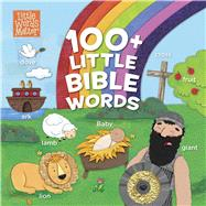 100+ Little Bible Words (padded board book) by Unknown, 9781433649233