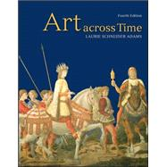 Art Across Time Combined by Adams, Laurie, 9780073379234