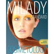 Theory Workbook for Milady's Standard Cosmetology 2013 by Milady, 9781439059234