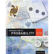 Introduction To Probability by Bertsekas, Dimitri P.; Tsitsiklis, John N., 9781886529236