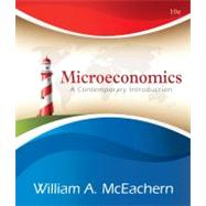 Microeconomics A Contemporary Introduction by McEachern, William A., 9781133189237