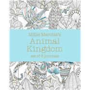 Millie Marotta's Animal Kingdom: Set of 3 Journals by Marotta, Millie, 9781454709237