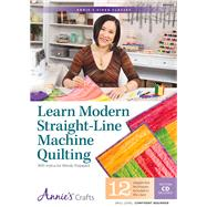 Learn Modern Straight-line Machine Quilting Class by Sheppard, Wendy, 9781573679237