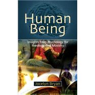 Human Being by Bryan, Jocelyn, 9780334049241