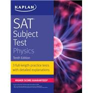 Kaplan SAT Subject Test Physics by Unknown, 9781506209241