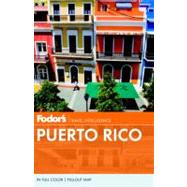 Fodor's Puerto Rico, 7th Edition by FODOR'S, 9780307929242
