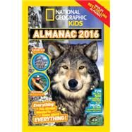 National Geographic Kids Almanac 2016 by National Geographic Society (U. S.), 9781426319242