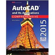 AutoCAD and Its Applications 2015 by Shumaker, Terence M.; Madsen, David A.; Madsen, David P.; Laurich, Jeffrey A.; Malitzke, J. C., 9781619609242