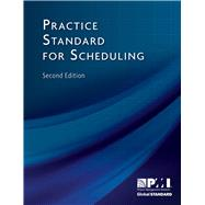 Practice Standard for Scheduling by Project Management Institute, 9781935589242