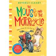 MOUSE & MOTORCYCLE          PB by CLEARY BEVERLY, 9780380709243