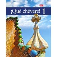Que Chevere! Level 1 Student Edition Print Workbook by Alejandro Vargas Bonilla, 9780821969243