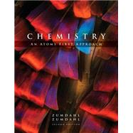 Chemistry An Atoms First Approach by Zumdahl, Steven S.; Zumdahl, Susan A., 9781305079243