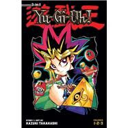 Yu-Gi-Oh! (3-in-1 Edition), Vol. 1 Includes Vols. 1, 2 & 3 by Takahashi, Kazuki, 9781421579245